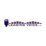Leading Voice, LLC. Logo - Entry #134