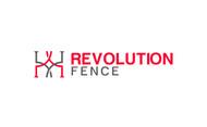 Revolution Fence Co. Logo - Entry #248