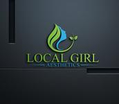 Local Girl Aesthetics Logo - Entry #12