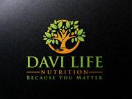 Davi Life Nutrition Logo - Entry #431