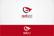 Redbird equipment Logo - Entry #29
