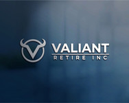 Valiant Retire Inc. Logo - Entry #1