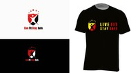 Live Fit Stay Safe Logo - Entry #159