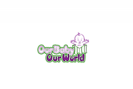 Logo for our Baby product store - Our Baby Our World - Entry #112