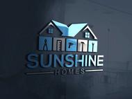 Sunshine Homes Logo - Entry #485