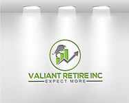 Valiant Retire Inc. Logo - Entry #216