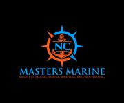 Masters Marine Logo - Entry #138