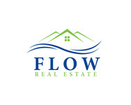 Flow Real Estate Logo - Entry #113