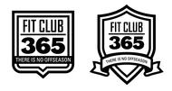 Fit Club 365 Logo - Entry #37