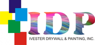 IVESTER DRYWALL & PAINTING, INC. Logo - Entry #65