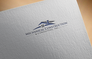 Mechanical Construction & Consulting, Inc. Logo - Entry #103