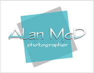 Alan McDonald - Photographer Logo - Entry #77