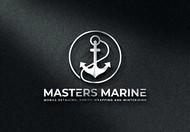 Masters Marine Logo - Entry #355