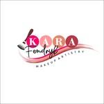 Kara Fendryk Makeup Artistry Logo - Entry #73
