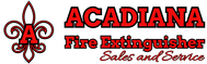 Acadiana Fire Extinguisher Sales and Service Logo - Entry #118