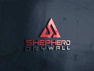 Shepherd Drywall Logo - Entry #62