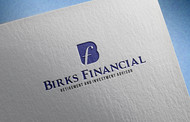 Birks Financial Logo - Entry #172