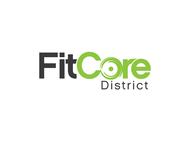 FitCore District Logo - Entry #131