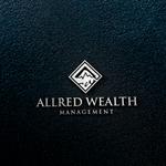 ALLRED WEALTH MANAGEMENT Logo - Entry #547