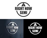 Right Now Semi Logo - Entry #146