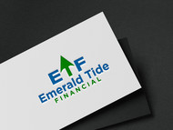 Emerald Tide Financial Logo - Entry #34