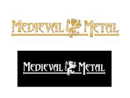 Medieval Metal Logo - Entry #41