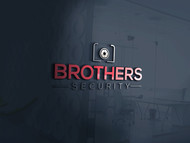 Brothers Security Logo - Entry #25