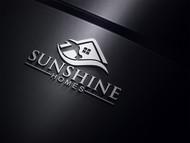 Sunshine Homes Logo - Entry #222