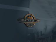 Choate Customs Logo - Entry #377