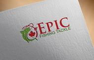 Epic Fishing Tackle Logo - Entry #25