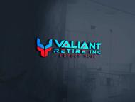 Valiant Retire Inc. Logo - Entry #160