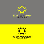 Sun Basin Solar Logo - Entry #62