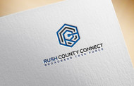 Rush County Connect Broadband Task Force Logo - Entry #44