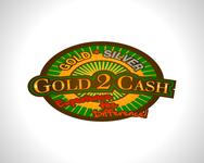Gold2Cash Logo - Entry #27
