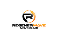 Regenerwave Men's Clinic Logo - Entry #61