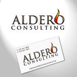 Aldero Consulting Logo - Entry #6