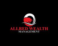 ALLRED WEALTH MANAGEMENT Logo - Entry #950