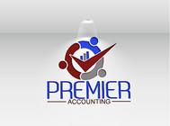 Premier Accounting Logo - Entry #68