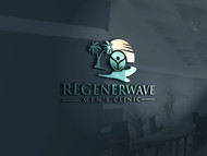 Regenerwave Men's Clinic Logo - Entry #7