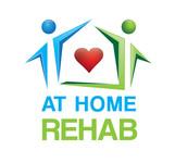 At Home Rehab Logo - Entry #79