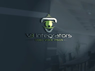 V3 Integrators Logo - Entry #132