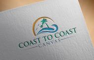coast to coast canvas Logo - Entry #107