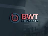 BWT Concrete Logo - Entry #252
