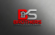 Brothers Security Logo - Entry #76
