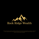 Rock Ridge Wealth Logo - Entry #467
