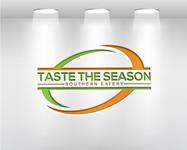 Taste The Season Logo - Entry #154