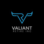 Valiant Retire Inc. Logo - Entry #345