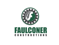Faulconer or Faulconer Construction Logo - Entry #338