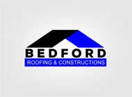 Bedford Roofing and Construction Logo - Entry #70