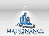 MAIN2NANCE BUILDING SERVICES Logo - Entry #83